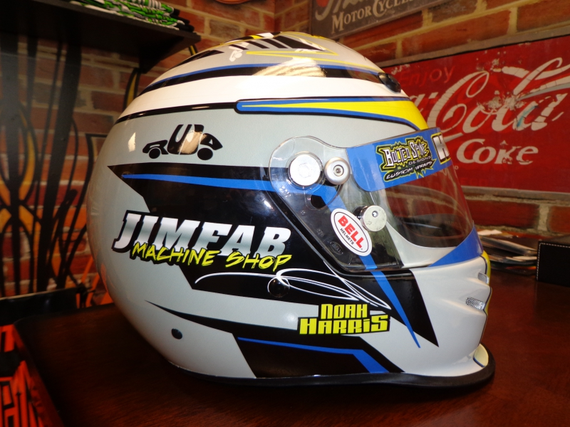 Helmet Wrap 3m Scotch Print Carbon Fiber Vinyl Wrapped